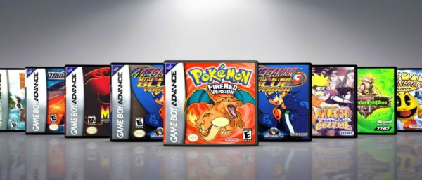 Custom Covers and Cases for Gameboy Advanced GBA: Titles M P. NO GAMES $9.50