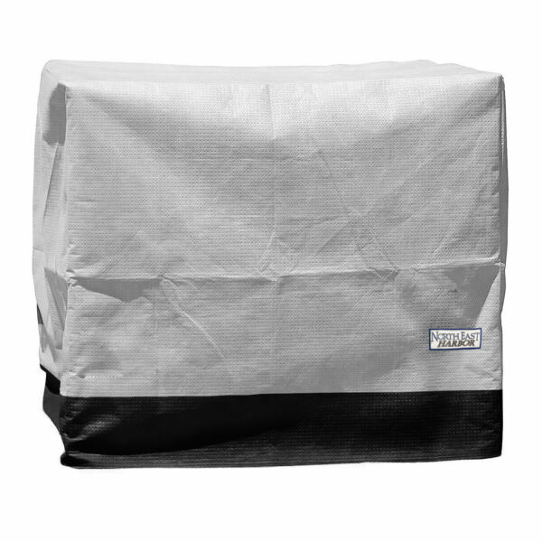 Water-Resistant Square Air Conditioner Storage Dust Cover 34