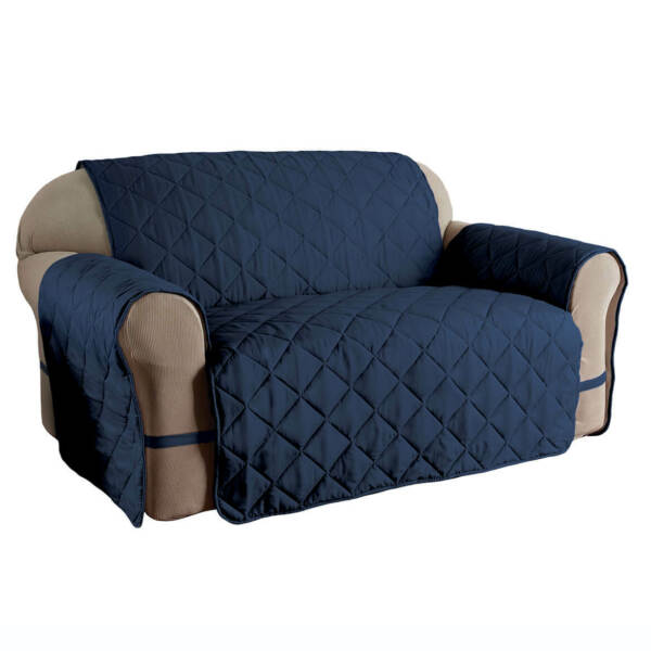Microfiber Solid Ultimate Sofa Protector  $62.99