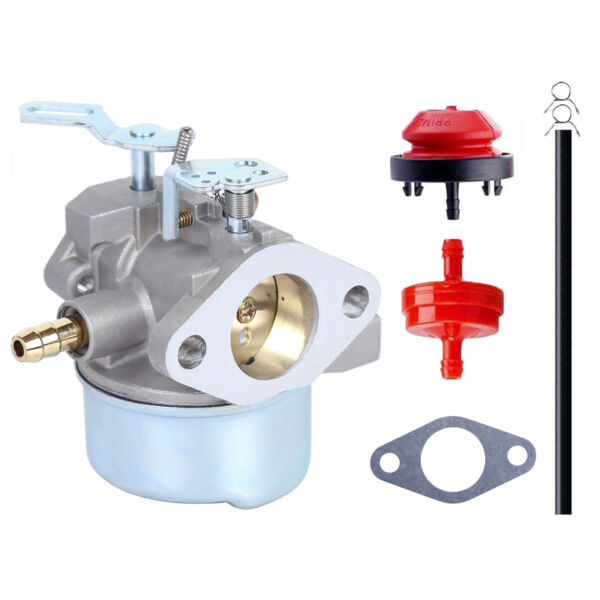 Carburetor Carb for Husqvarna snowblower 10530 SBE with Tecumseh engine