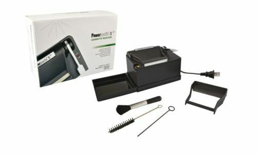 NEW POWERMATIC 2 ELECTRIC CIGARETTE ROLLING MACHINE INJECTOR $64.00