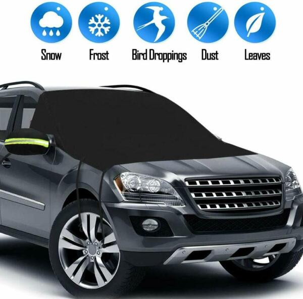1X Big Ant Magnetic Windshield Snow Cover Fit for Most Vehicle SUV Trucks Vans