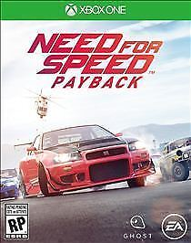 Need for Speed Payback (Microsoft Xbox One 2017)