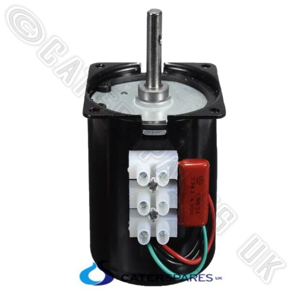 ELECTRIC GEAR BOX TURN TABLE MOTOR FOR VARIOUS DONNER KEBAB MACHINE MODELS