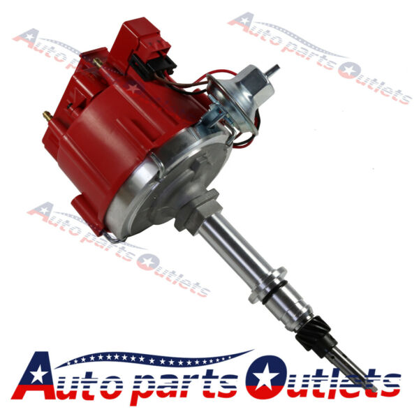 NEW DISTRIBUTOR FOR  CHEVY 292 230 GM 250HEI CAP COMPLETE 6 CYL INLINE