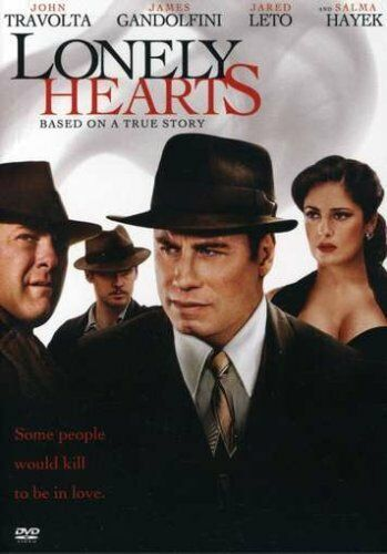 Lonely Hearts DVD MOVIE John Travolta Salma Hayek James Gandolfini 2006