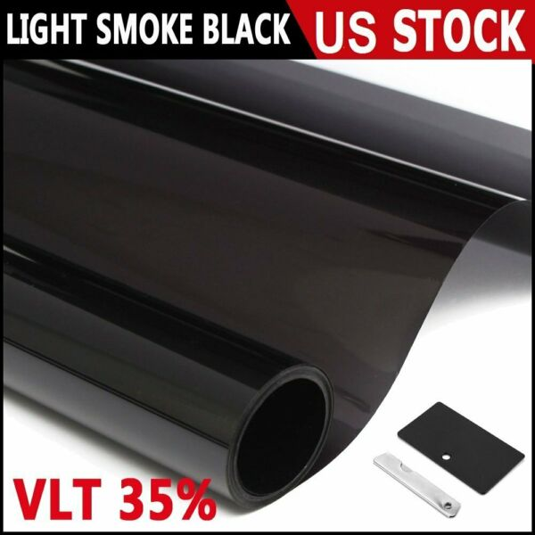 Window Tint Limo Dark Black 5% VLT 20