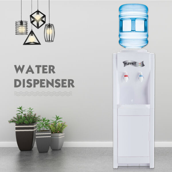 5 Gallon Top Loading Water Cooler Dispenser Electric HotCold Bottle Home Office