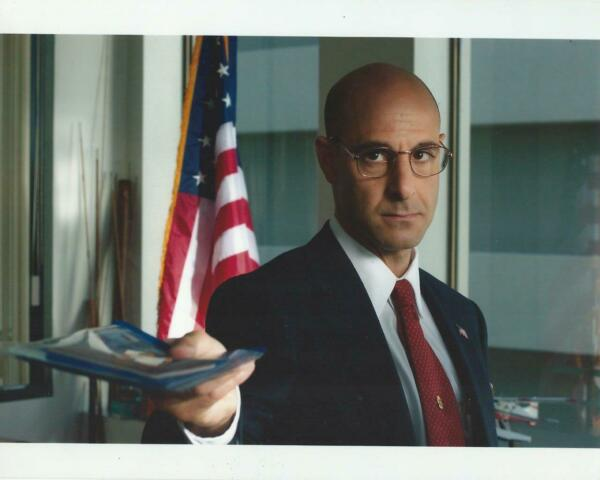 Stanley Tucci 8x10 Photo Beautiful Picture Amazing Quality #3