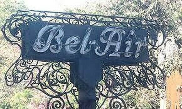 BEL AIR  LAND FOR SALE 0.06 ACRES LOS ANGELES COUNTY ONLY $97 OPENING BID