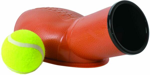 Tennis Ball Launcher Dog Toy Interactive Exercise Ball Launch Fetch Game For Pet