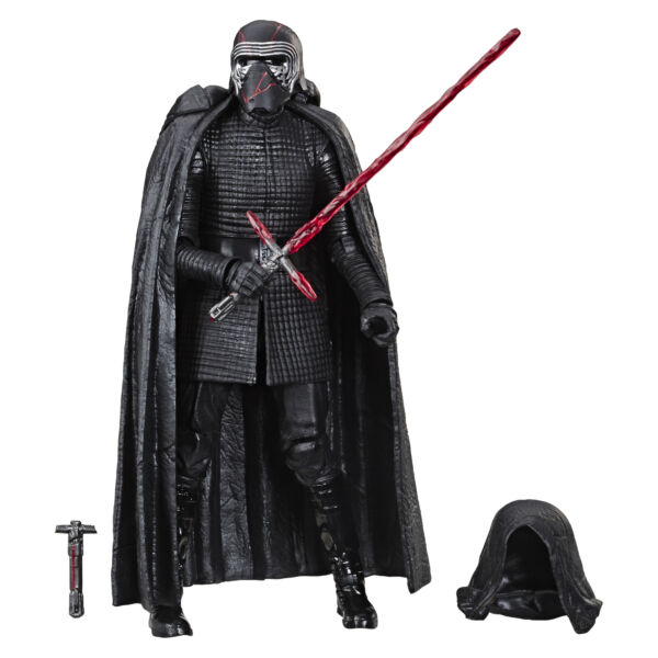 Star Wars The Black Series Supreme Leader Kylo Ren: Rise of Skywalker 6