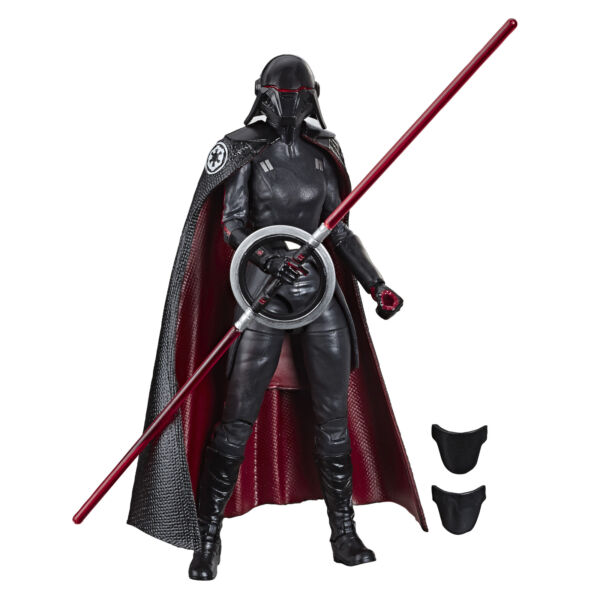 Star Wars The Black Series Second Sister Inquisitor Jedi: Fallen Order 6