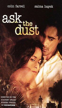 Ask the Dust (DVD 2006 WS) Salma Hayek Colin Farrell  NEW SEALED FREE SHIP