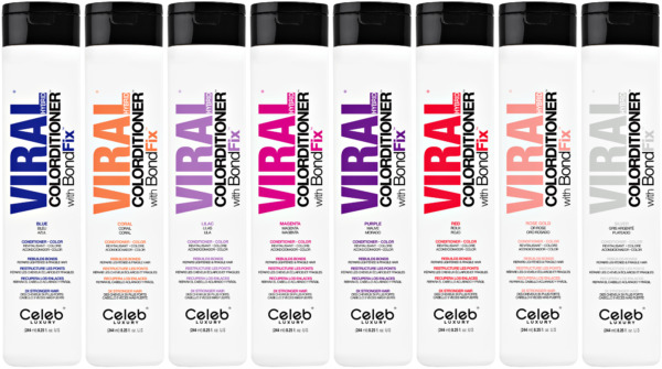 Celeb Luxury Viral Colorditioner With BondFix 8.25oz NEW CHOOSE YOURS