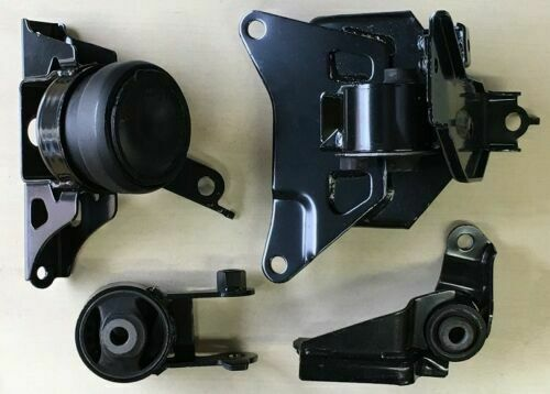 4PC ENGINE amp; TRANSMISSION MOUNT FOR 2006 2011 TOYOTA YARIS 1.5L FAST FREE SHIP $181.00