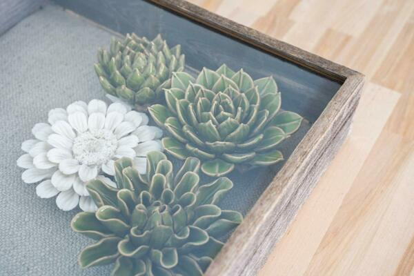 BarnwoodUSA Rustic Farmhouse Collectible Shadow Box Picture Frame 100% Reclaimed