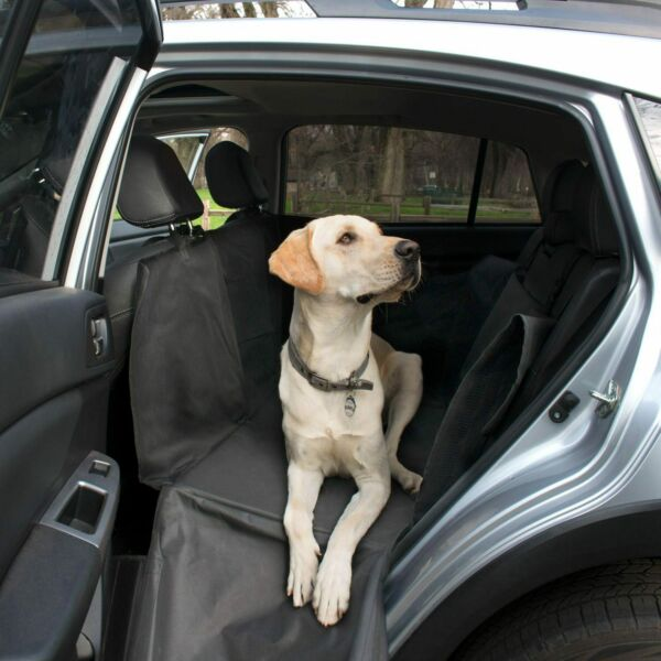 Backseat Pet Bridge With Hammock Covers Entire Back Seat $66.54
