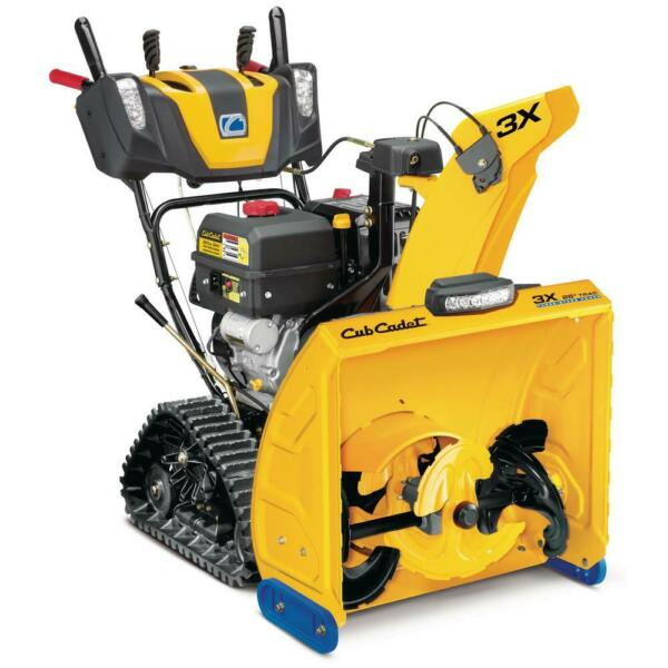 Cub Cadet 3X 26 in. 357cc Track Drive Three-Stage Electric Start Gas Snow with
