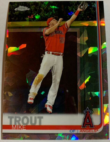 2019 Topps Chrome Sapphire - Pick Your Player American League 22