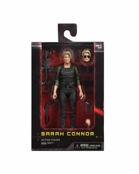 NECA Terminator Dark Fate Sarah Connor Ultimate 7-inch Action Figure