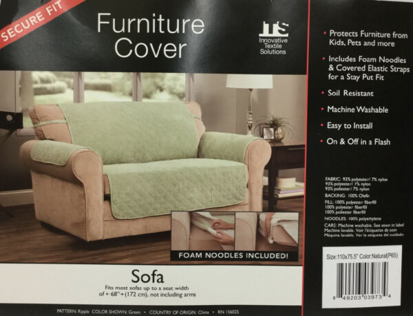 furniture covers sofa $53.19