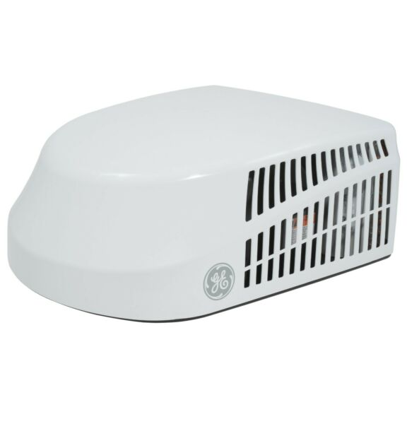 GE-Appliances RV Air Conditioner | 13500 BTU |  White | Roof Top AC | Non-Ducted