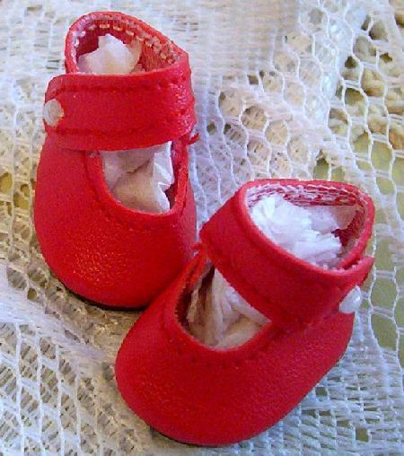 GINNY DOLL SHOES SIZE 1