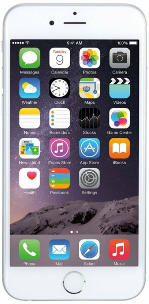 Apple iPhone 6 16GB GSM Factory Unlocked Smartphone - Gray