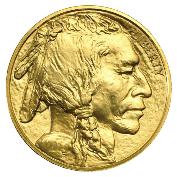 $50 American Gold Buffalo 1 oz. Brilliant Uncirculated Random Year