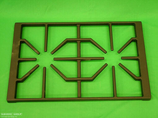 NEW WOLF DOUBLE GRATE for CT30G-3 and CT36G-3 COOKTOP MODELS SWS