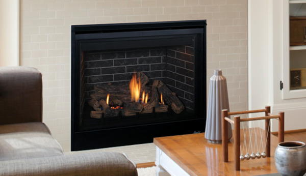 Superior DRT3535 Direct Vent Gas Fireplace with Electric Ignition