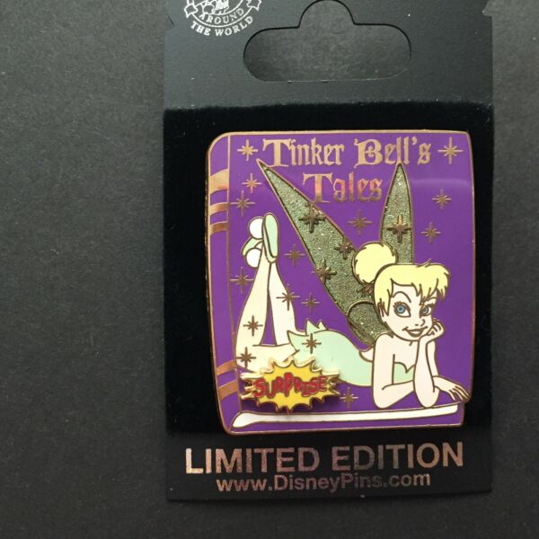 WDW - Surprise Pin Collection 2006 Tinker Bell's Tales LE 1000 Disney Pin 46452