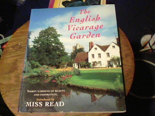 The English Vicarage Garden by Piers Dudgeon $3.99