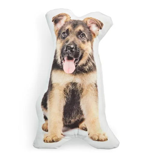 dog shaped pillow German Shepherd Shepherd $12.99