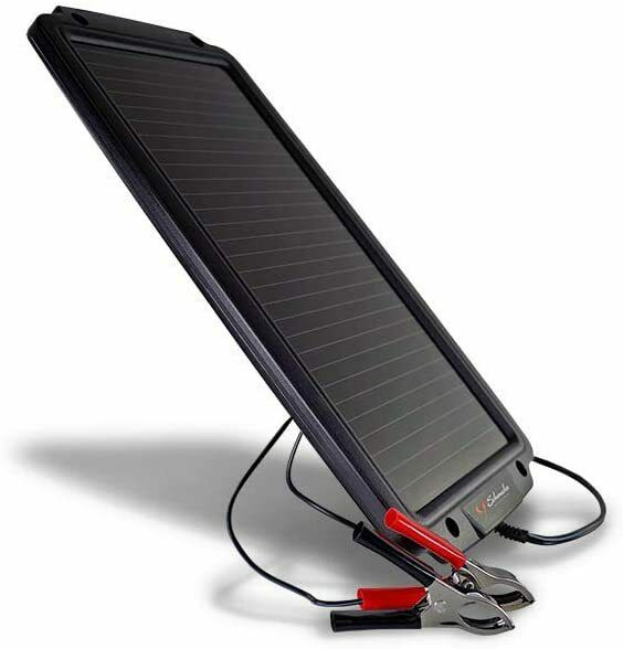 Schumacher SP 200 2.4W 12V Solar Battery Charger amp; Maintainer Car Trickle Charge $41.68