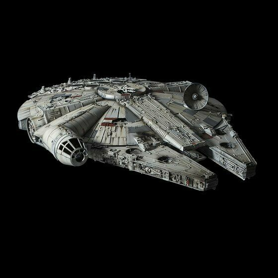 Bandai PERFECT GRADE 172 Millennium Falcon Japan version