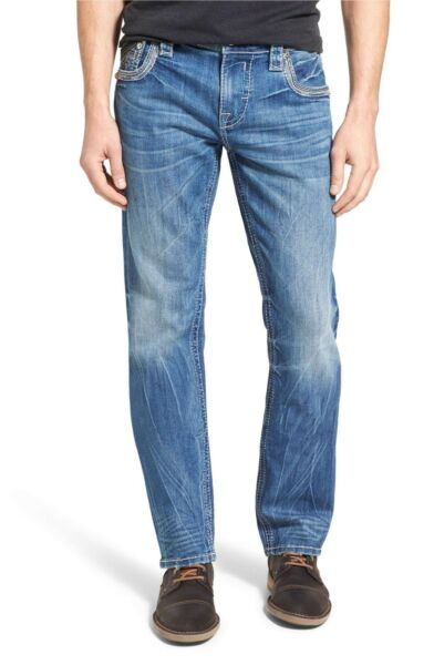 ROCK REVIVAL Willis Straight jean *NWT*