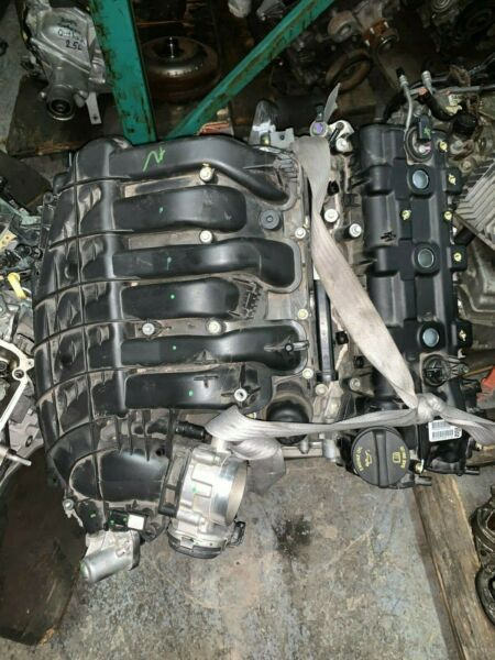 Engine 3.6L VIN G 8th Digit Fits 16-17 GRAND CHEROKEE 508526 29K MILES