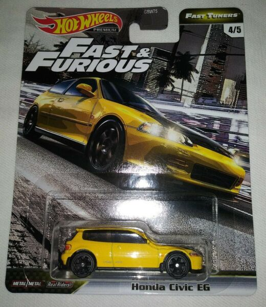 2020 Hot Wheels Fast & Furious