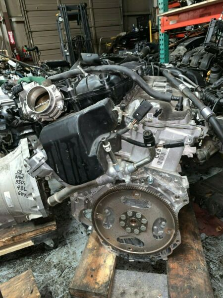 2013-2017 GMC Acadia Engine 3.6L Vin D 8th Digit LLT Enclave Traverse 38K MILES