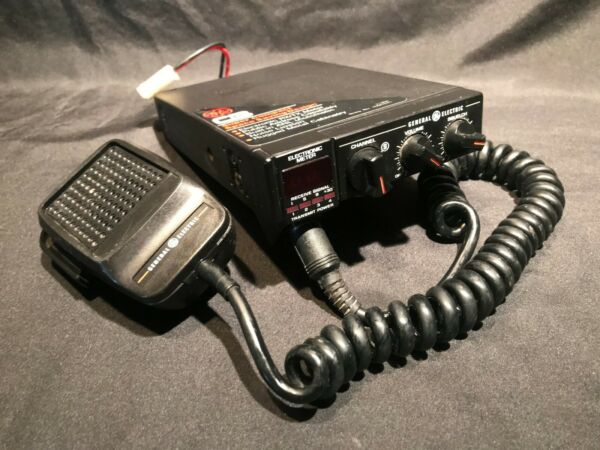 General Electric Mobile CB radio model #3 5808A pre owned $20.00