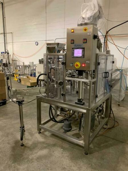 Pack Line Pouch Packaging Line-80678