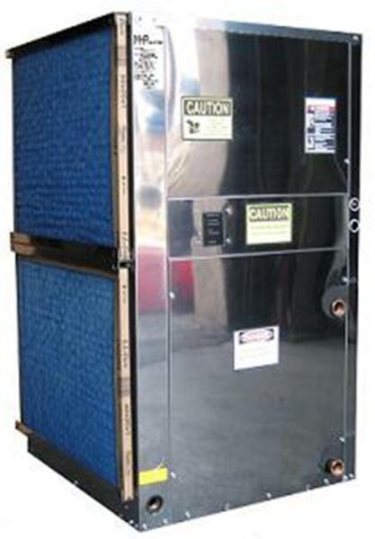 HPX 5 Ton Geothermal Heat Pump Cupro Nickle Coil Stainless Steel Cabinet $3559.00