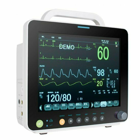 Multi-parameter Portable Vital Signs Patient Monitor ICUCCU Machine For Clinic