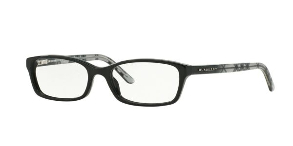 Burberry Women#x27;s BE2073 3164 Eyeglasses Black 53 mm $88.99