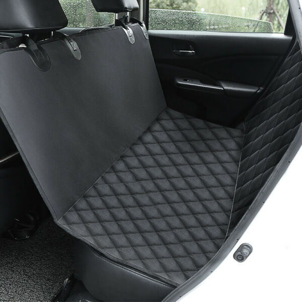 Pets Dog Back Seat Cover Protector Waterproof Scratchproof Hammock for Cars SUVs $25.49