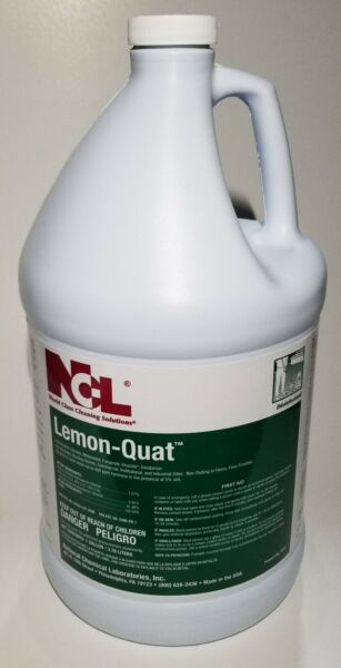 Disinfectant Lemon Quat Disinfectant Concentrated Cleaner $19.95