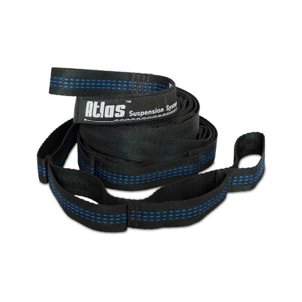 New Black Royal ENO Atlas Hammock Suspension System Straps $25.00