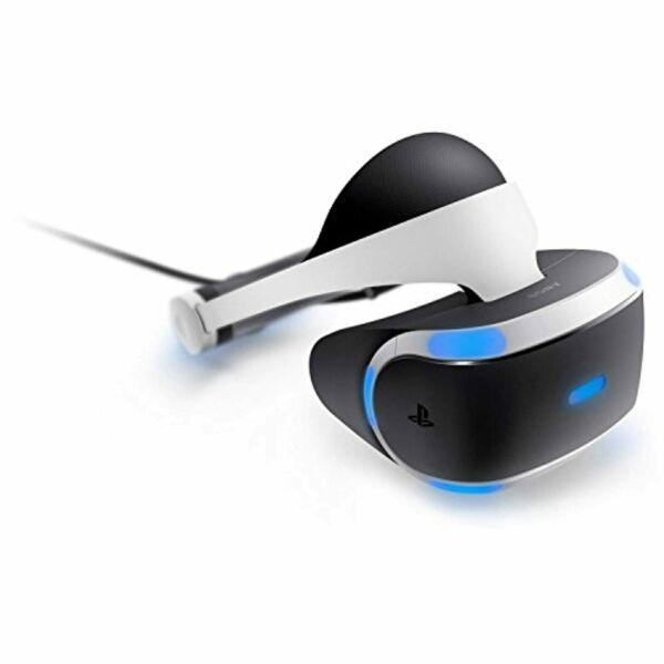 Sony PlayStation VR Headset In White PS4 $354.37